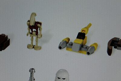 Lego Star Wars Advent Calendar 9509- incomplete - droid - Naboo