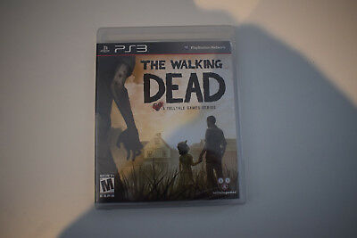 the walking dead a telltale series verion us neuf ps3 ps 3 playstation 3 for sale  Shipping to Canada