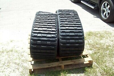 Terex Ro70t Asv Rc30-pt30replacement Track Set Factory Tread Design
