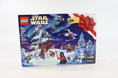 Brand NEW 2020 Lego Star Wars Advent Calendar #75279 Vader Christmas Sweater