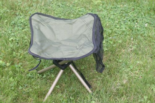 Cabelas Tripod Stool Chair for Hunting, fishing, hiking, camping, traveling