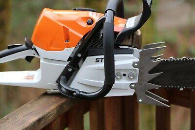 Piltz Chainsaw Twin Felling Dog Set Fits Stihl Ms462 Ms500i Saws