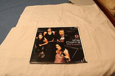 The Corrs 2  Attached Promo Flats-THE CORRS LIVE IN DUBLIN