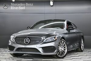 2017 Mercedes Benz C63 AMG 4MATIC COUPE, HEAD-UP DISPLAY