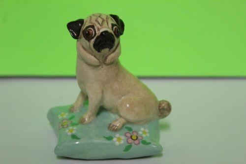 Original Basil Matthews Pug Sculpture Figurine