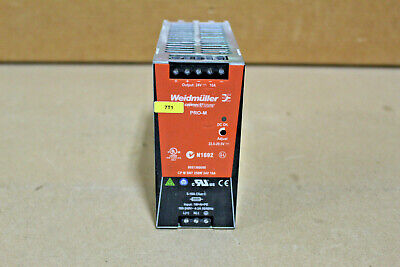 Weidmuller Connect Power 8951360000 Power Supply