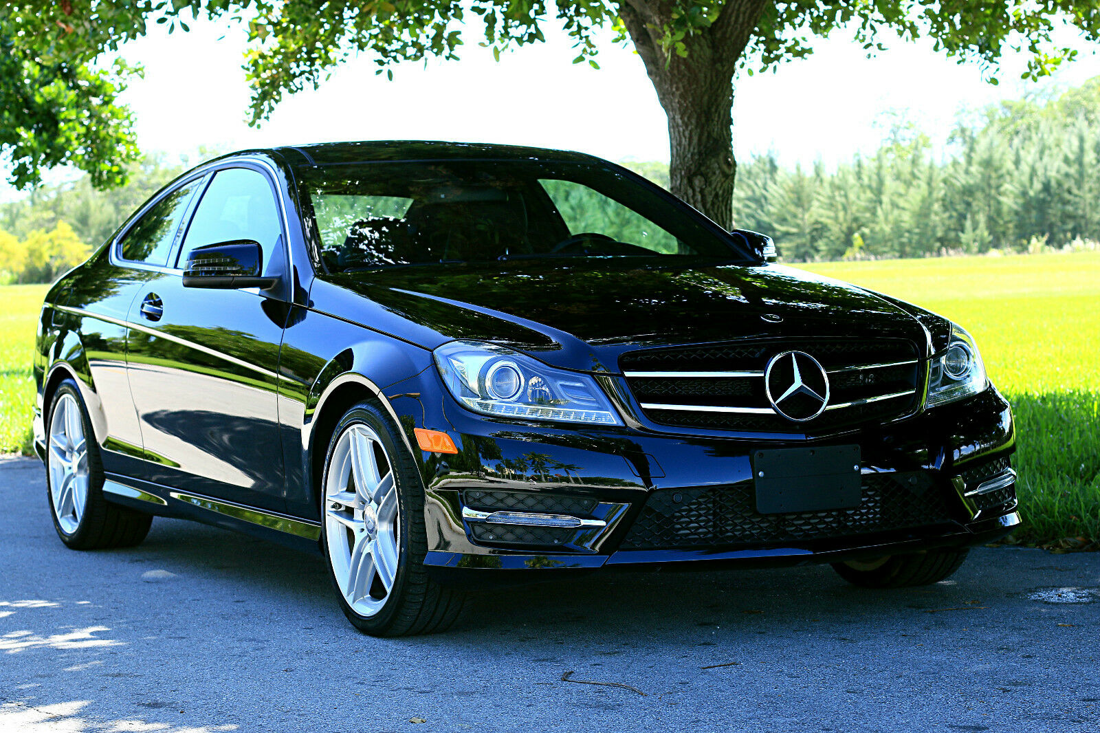2014 mercedes benz c class c250 sport 18 picclick. Black Bedroom Furniture Sets. Home Design Ideas