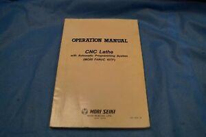 Mori Seiki Manual | eBay
