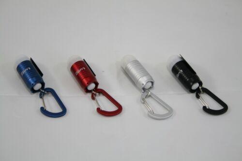 NEBO LUMO LED CLIP LIGHT KEY CHAIN FLASHLIGHT