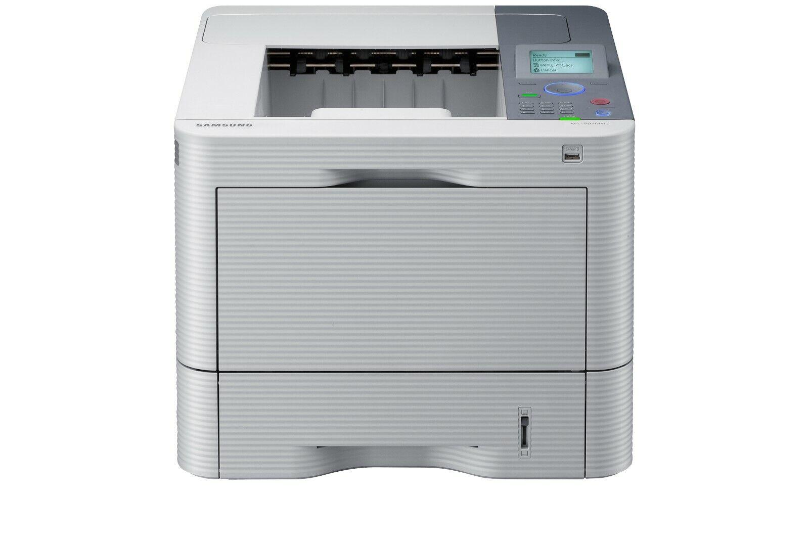 Samsung ml-5010nd imprimante laser n/b a4