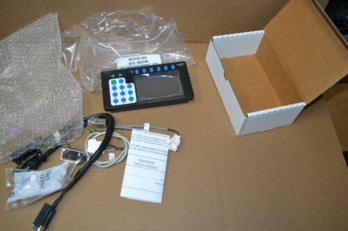 New Luminator ODK4 510632004 551039-202 Operator Display & Keyboard  w cables