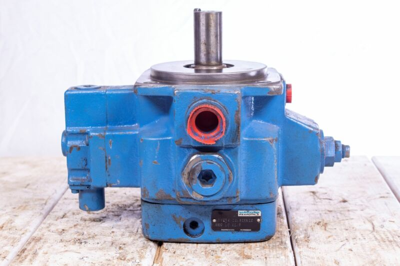 Rexroth 1pV2V4 20/32RW12 MCO 16 A175 RR00006334 Variable Vane Pump