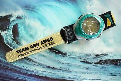NOS ABN AMRO WATCH VOLVO OCEAN RACING TEAM SAILING YACHTING SAILOR'S CREW BOOTY