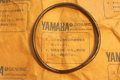 <em>YAMAHA</em> V MAX  FJR1300  XVS65  XVS1100 GENUINE DRIVE SHAFT O RING    9