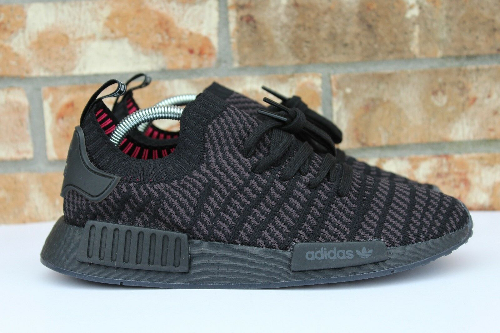 Adidas Men's NMD R1 GUM Pack Sole PK Primeknit Boost Triple