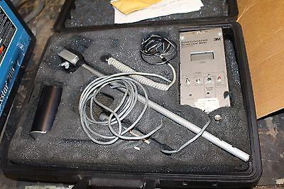 3m 3220 Noise Enforcement Sound Level Meter 3200 Complete Acoustic Set
