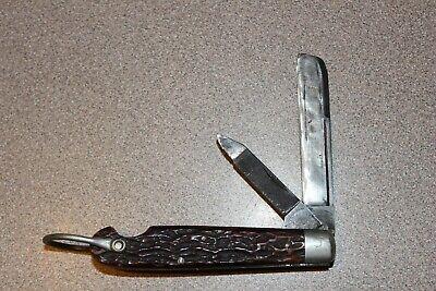 Vintage KEEN KUTTER 2-Blade Pocket Knife E.C. SIMMONS