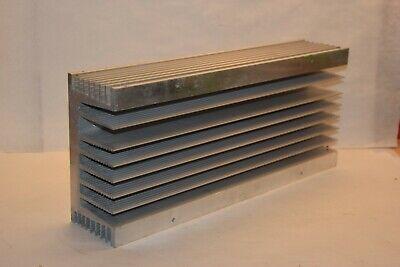 4 X 8 X 19 Aluminum Large Heat Sink Diy Cnc 4in X 8in X 19in