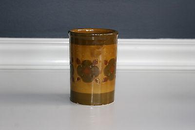 Vtg Mid Century Modern /Hollywood Regency Ceramic Italian Pottery / Vase