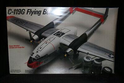 Italeri Testors C-119G Flying Boxcar Sealed Box   1/72 Scale Model Kit  2