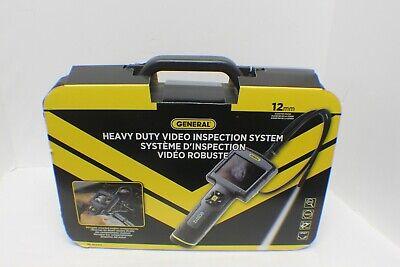 General - The Seeker 312 Heavy-duty Video Inspection System - Dcs312 - New