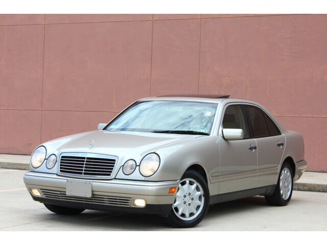 Mercedes-Benz : E-Class 4dr Sdn 3.0L 1998 MERCEDES E300 ~TURBODIESEL~1 OWNER~34 MPG~VERY CLEAN~