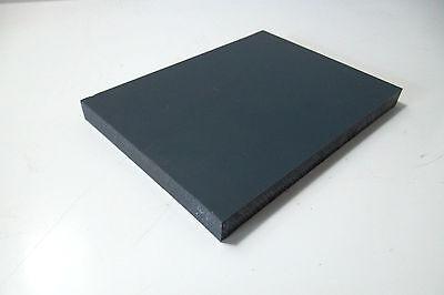 7784) PVC, Polyvinylchlorid, dunkelgrau, 15mm
