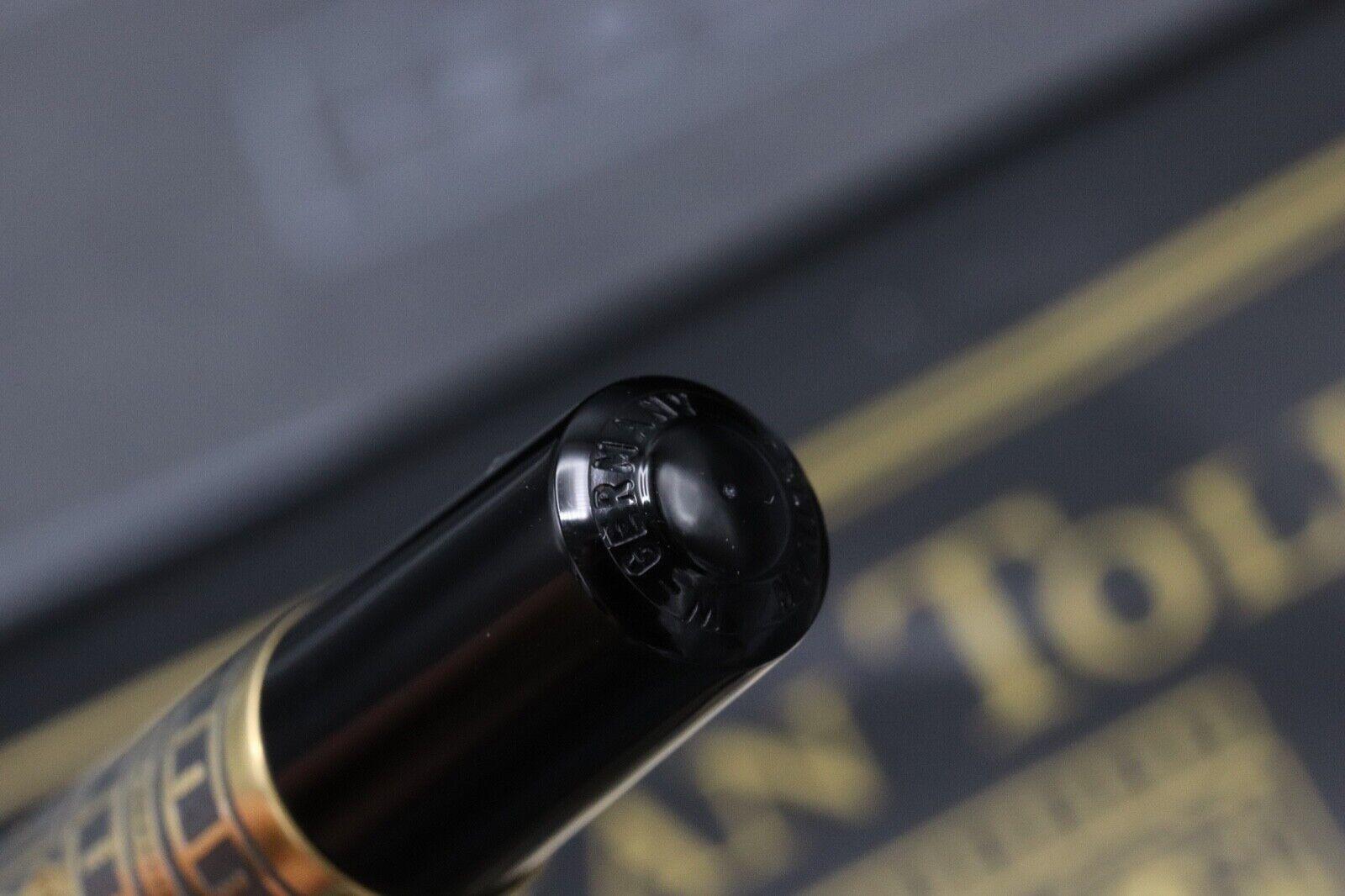Pelikan M700 Toledo Fountain Pen - OBB PF Nib - UNUSED - W.Germany 5
