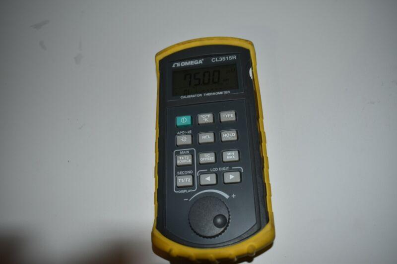 ^^ OMEGA CL3515R TEMPERATURE CALIBRATOR (MS1)