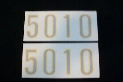 John Deere 5010 Decal - Vinyl