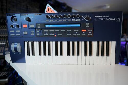 Novation Ultranova Keyboard Synthesizer w/ Novatronix Soundset 128 Synth Patches
