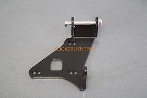 H22 Alternator Relocator Bracket H-series Swap H2B Conversion Precision Works