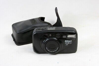 Nikon Zoom 100 AF Point and Shoot 35mm Camera