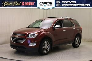 2016 Chevrolet Equinox LTZ AWD **New Arrival**
