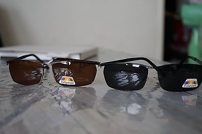 Polarisiert Sonnenbrille Fahrbrille Radbrille Sportbrille Brille Aviator 2019