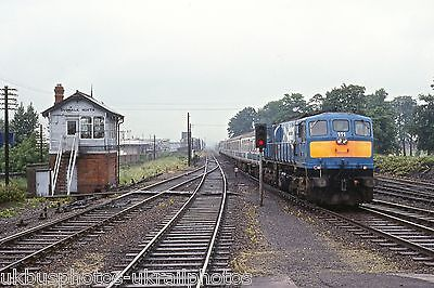 NR (Northern Ireland Railways) No.111 Dundalk Rail Photo