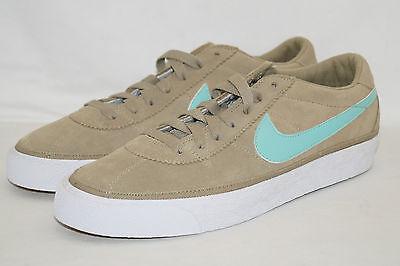Nike SB ZOOM BRUIN Gr.42,5 UK 8 olive mint Skaterschuhe 366665-239 Skateboard
