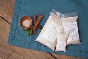 1oz REGULAR FORMULA Vegan Organic Fluoride Free Remineralizing Tooth Powder