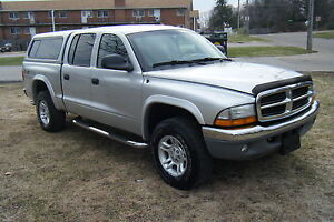 Dodge : Dakota Quad Cab 131