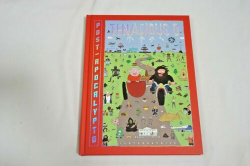 Post-Apocalypto - SIGNED by Tenacious D: Jack Black and Kyle Gass