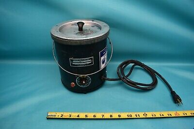 Used Waage Melting Pot Model Wp4a 19 1 120 Volts 600 Watts