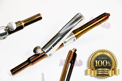 German Anesthesia Intraligamental Syringe Citoject 1.8ml Gold Dental Instruments