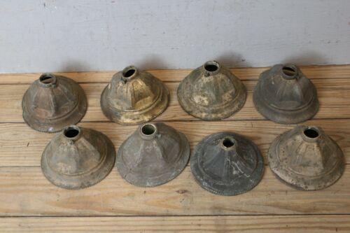 Vintage Brass Gaslight Ceiling Mount Covers