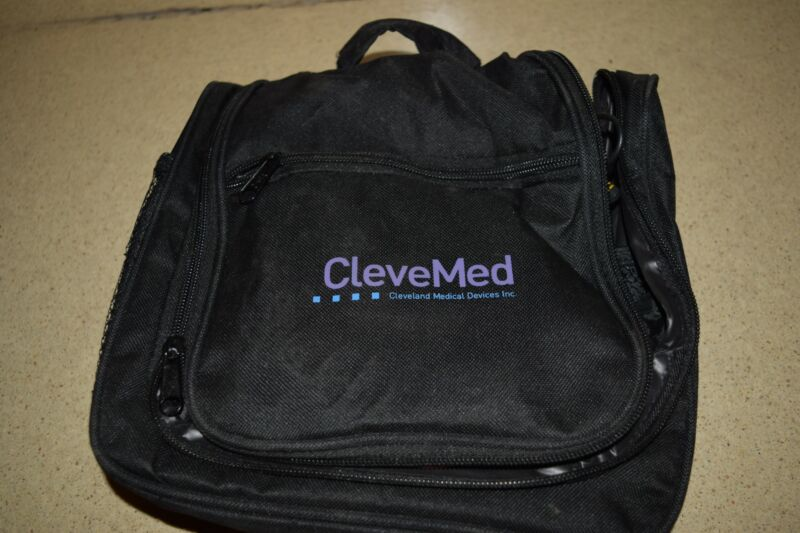 CLEVEMED BIORADIO 150 MONITOR, COMPUTER UNIT & TEST PACK (A1)