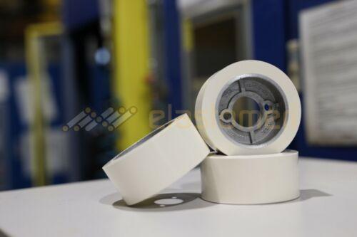 Rubber Feed Roller D=120 W=50 B=35 for Power Feeders ELASTOMERI EU - SET of 3