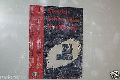 SURPLUS SCHEMATICS HANDBOOK on CD by Kenneth B Grayson