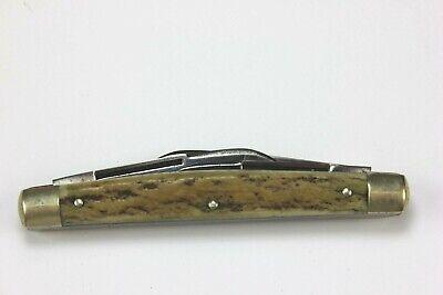 Vintage Voos Cutlery Co. Solingen Germany HEN & ROOSTER Folding Pocket Knife