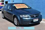 Dual Fuel 2009 Holden Commodore VE Omega Sedan Enfield Port Adelaide Area Preview