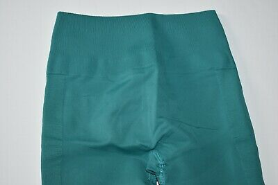 Lululemon Zone In Leggings in Forage Teal Compression Pants size 4