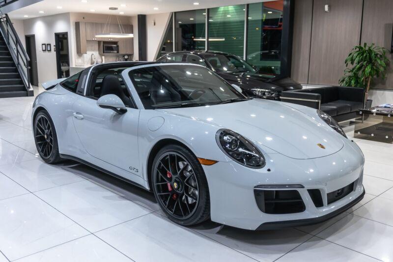 Image 6 Coche Americano usado Porsche 911 Targa 4 GTS 2018